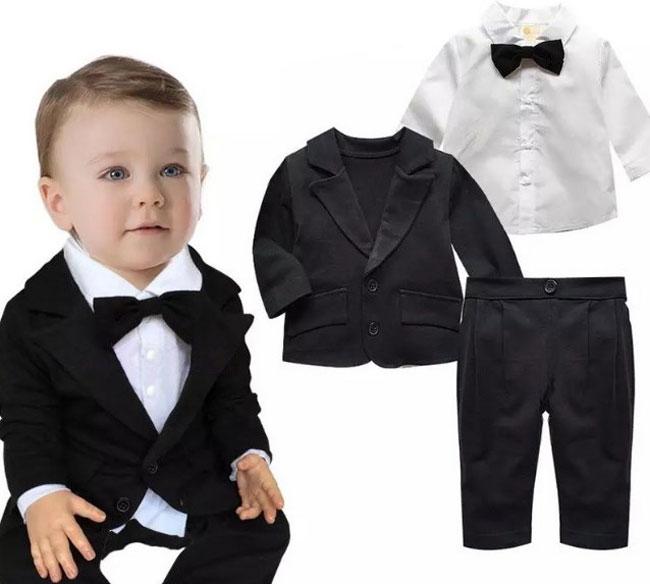 Мальчик джентельмен