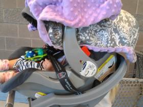 Совместный поход по магазинам с ребенком