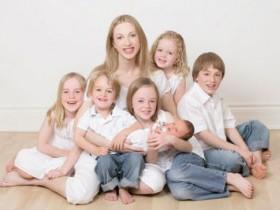 Выплаты и льготы многодетным семьям