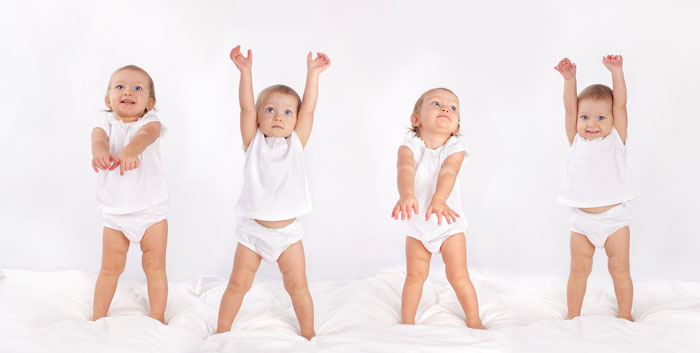 Ребенок танцует - развитие вестибулярного аппарата