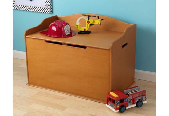 Сундук-скамейка для детских игрушек