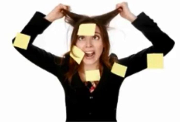 Ежедневный стресс