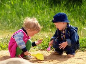 Игры с песком и в песочнице
