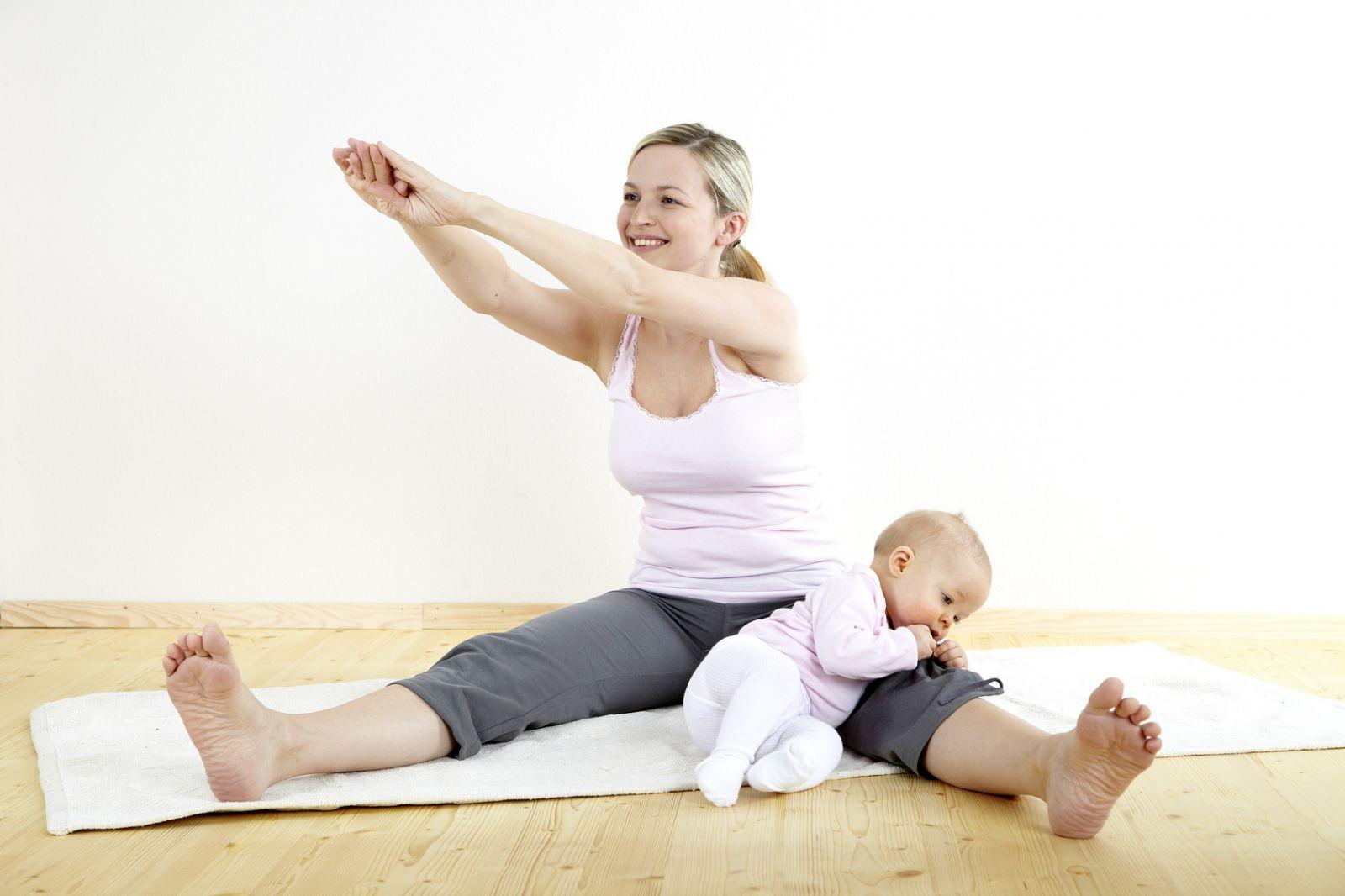 Стройность после родов