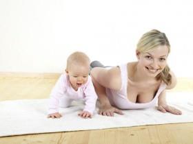 Стройность после родов: похудение и грудное вскармливание