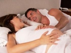 Вредна ли сперма при беременности