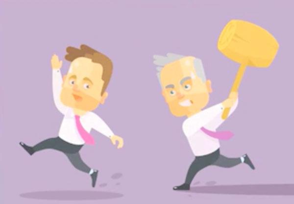 Вид стресса- Бей или беги