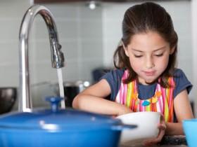 Вклад ребенка в семейные дела