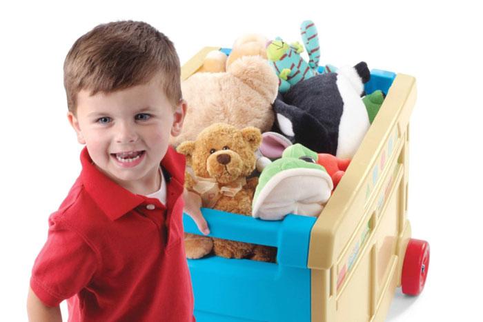 Ребенок не делится игрушками