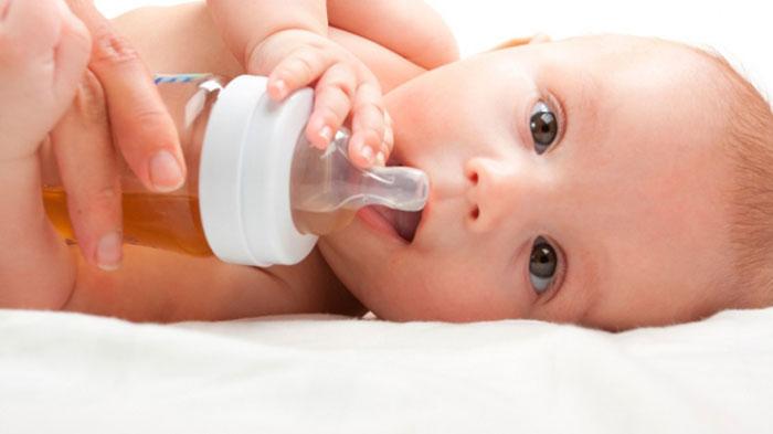 Отучение ребенка от груди